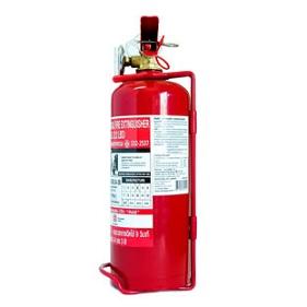 Fire Rating 4A-5B เติมน้ำยาถังดับเพลิงชนิดผงเคมีแห้ง ขนาด 2.2 ปอห์น ราคา 135 บาท