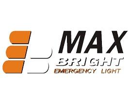 Max Bright รุ่นEXB 303 SVCE-10 ED Emergency Exit Sign Light V-LINE 1Side 1x10W.(ติดลอย) ราคา1663บาท