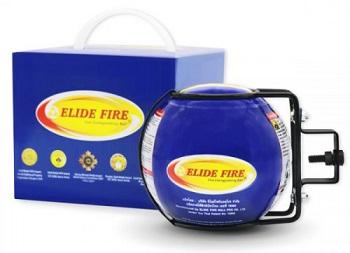 Elide Fire ลูกบอลดับเพลิง สำหรับรถยนต์ ราคา 1530 บาท