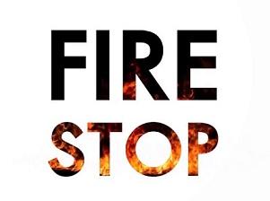 Fire Stop ถังดับเพลิงฉุกเฉินชนิดฟองโฟมเหมาะติดกับรถยนต์ ขนาด 1,000 มิลลิลิตร ราคา 188 บาท