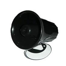 ไซเรนเสียงหวอ 1 เสียง 80 วัตต์ 12VDC ราคา 179 บาท