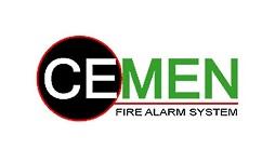 Cemen มาตรฐาน UL รุ่น S-332 6 inch Fire Alarm Bell (24 volt) ราคา 621 บาท