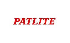 Patlite รุ่น RHB-24L (RED) Revolving Warning Light 24VDC 10W ราคา 1350 บาท