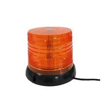 ไฟหมุน LED ฐานแม่เหล็ก 12VDC แบบปลั๊กเสียบรถยนต์ ขนาด 5 นิ้ว สีเหลือง ราคา 531 บาท