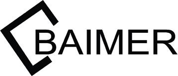 BAIMER ไฟหมุน LED 24VDC สีแดง ขนาด 4 นิ้ว ไม่มีเสียง ราคา 539 บาท