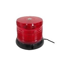 ไฟหมุน LED ฐานแม่เหล็ก 12VDC, แบบปลั๊กเสียบรถยนต์ ขนาด 5 นิ้ว สีแดง ราคา 531 บาท