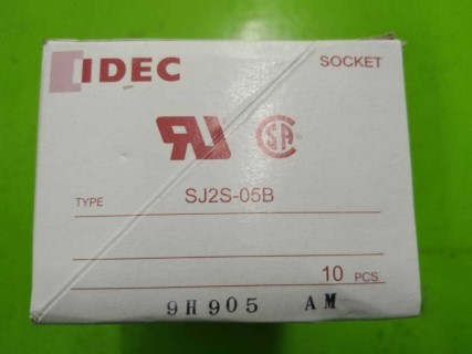 IDEC SJ2S-05B ราคา 50 บาท