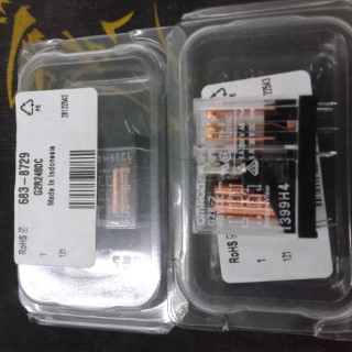 OMRON G2R-2 48VDC ราคา 100 บาท