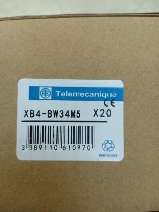 TELEMECANIQUE XB4-BW34M5 ราคา 501 บาท