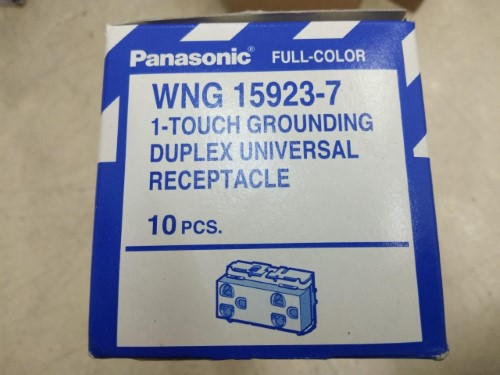 PANASONIC WNG 15923-7 ราคา 100 บาท