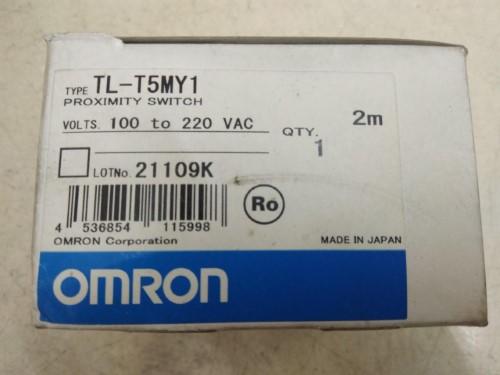 OMRON TL-T5MY1 100-220VAC ราคา 1500 บาท