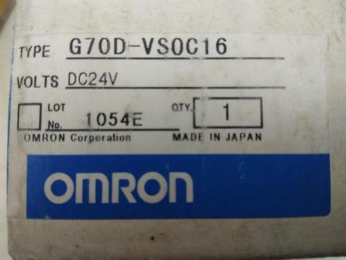 OMRON G70D-VSOC16 ราคา 4000 บาท