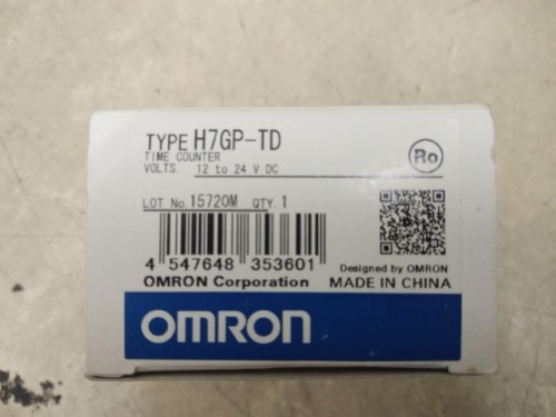 OMRON H7GP-TD 12-24VDC ราคา 1000 บาท