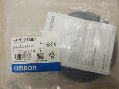 OMRON E2E-X5ME1 2M 12-24VDC ราคา 1144 บาท