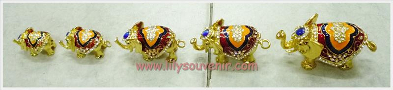 ช้างชุด5ตัว