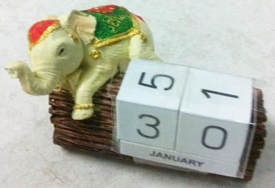 ช้าง ปฎิทิน