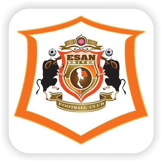 โลโก้ ESAN UNITED