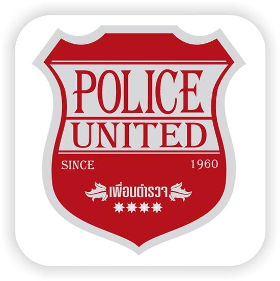 โลโก้ POLICE UNITED