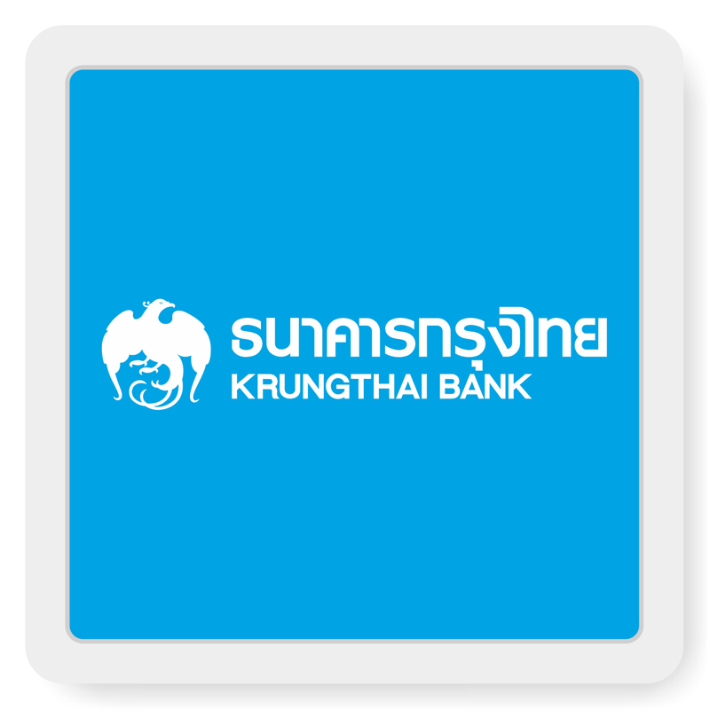โลโก้ ธนาคารกรุงไทย