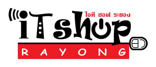 Logo IT Shop Rayong