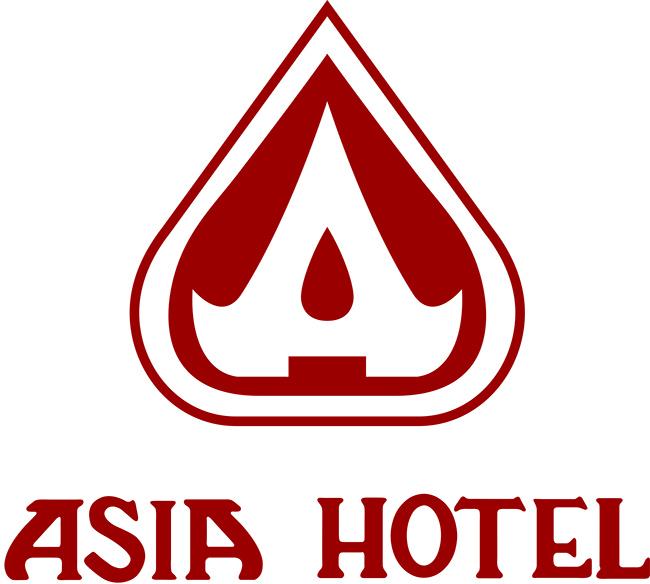 โลโก้ Asia Hotel
