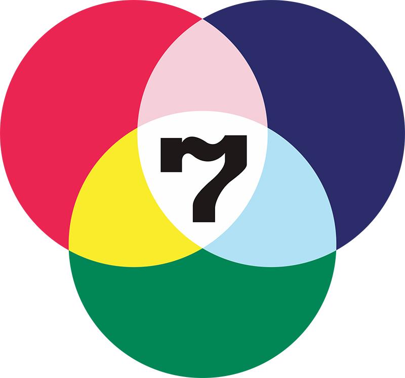 โลโก้ สถานีโทรทัศน์สีกองทัพบก ช่อง 7