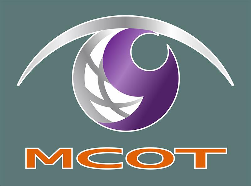 โลโก้ สถานีโทรทัศน์ MCOT