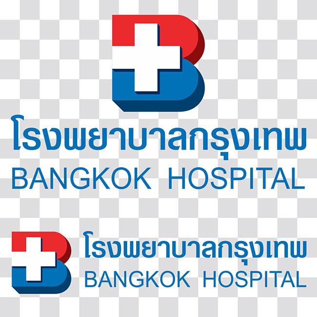 โลโก้ โรงพยาบาลกรุงเทพ