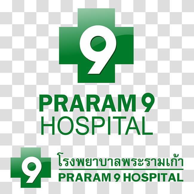 โลโก้ โรงพยาบาลพระรามเก้า