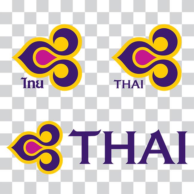 โลโก้ สายการบินไทย