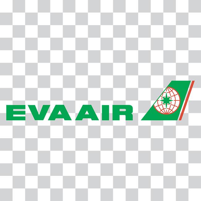 โลโก้ EVA AIR