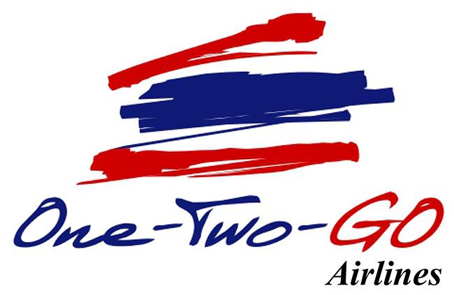 โลโก้ One-Two-Go Airlines