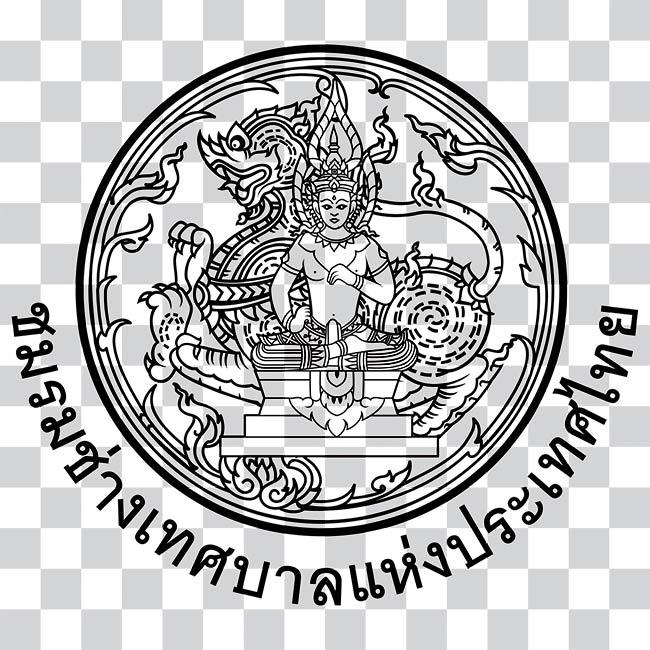 โลโก้ ชมรมช่างเทศบาลแห่งประเทศไทย