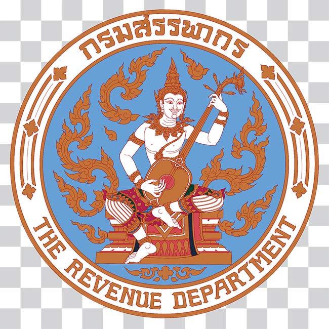 Logo กรมสรรพากร