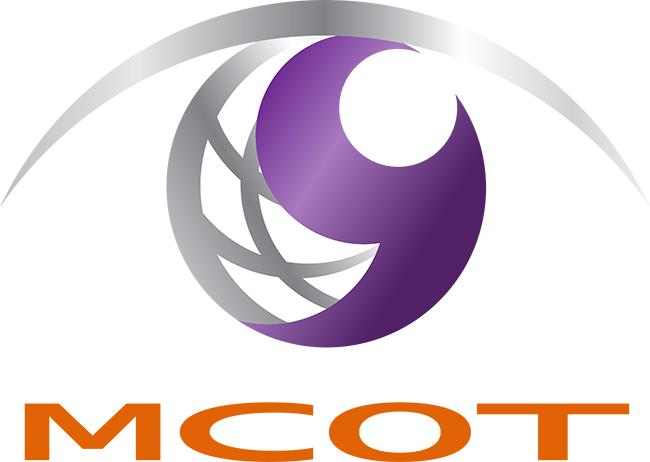 โลโก้ องค์การสื่อสารมวลชนแห่งประเทศไทย