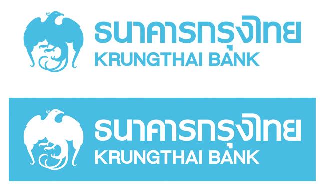 โลโก้ ธนาคารกรุงไทย จำกัด (มหาชน)