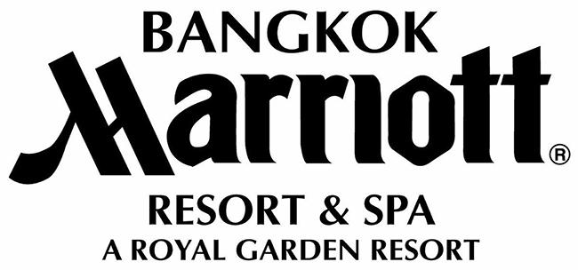 โลโก้ Bangkok Marriott Resort  Spa