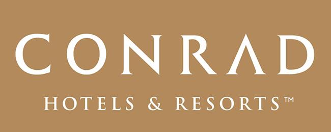 โลโก้ Conrad Hotel  Resorts