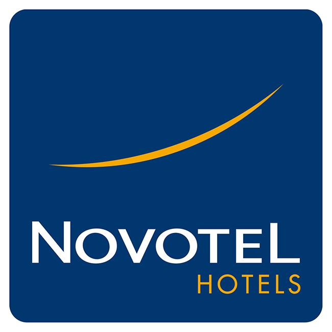 โลโก้ Novotel Hotel