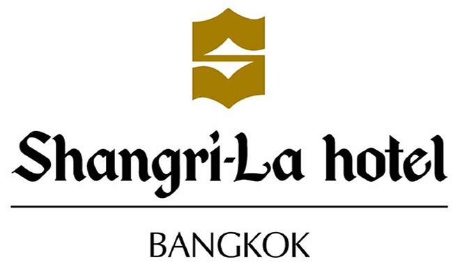 โลโก้ Shangri-la Bangkok Hotel