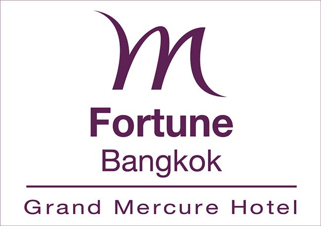 โลโก้ Fortune Bangkok Grand Mercure Hotel