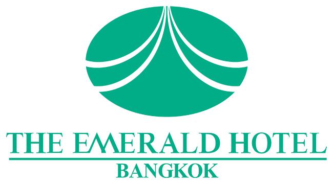 โลโก้ THE EMERALD HOTEL BANGKOK
