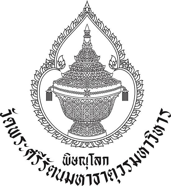 Logo วัดพระศรีรัตนมหาธาตุวรมหาวิหาร พิษณุโลก