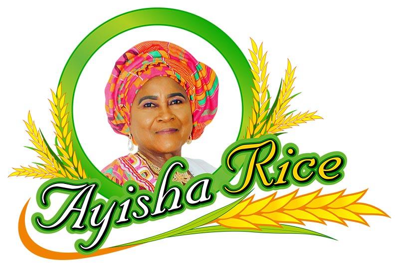โลโก้ Ayisha Rice