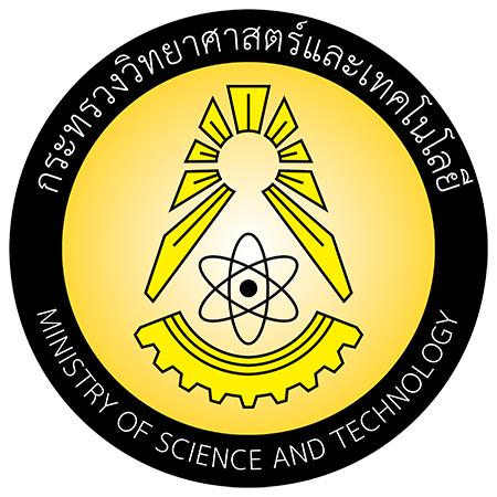 โลโก้ กระทรวงวิทยาศาสตร์และเทคโนโลยี
