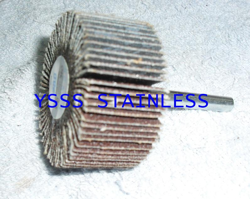 YS-003 ล้อทรายมีแกน KM (d) เบอร์ 80x50x25