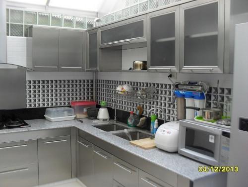 ชุดครัวบ้านงานสเตนเลสแบบที่ 19