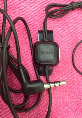 หูฟัง Nokia jack 3.5 mm.for Nokia E63/c2-00/c3-00/5130/1280 (ส่งฟรี) 2
