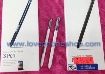 ปากกา S Pen สำหรับ Galaxy Note1 สีดำ  [ส่งฟรี]