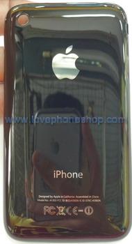 ฝาหลังไอโฟน 3GS สีดำ ขนาดความจุตัวเครื่อง 8 GB (ส่งฟรี)